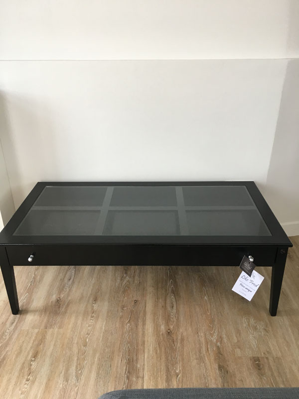 Table basse relooking de meubles St-Quentin