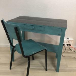 Relooking bureau et chaise